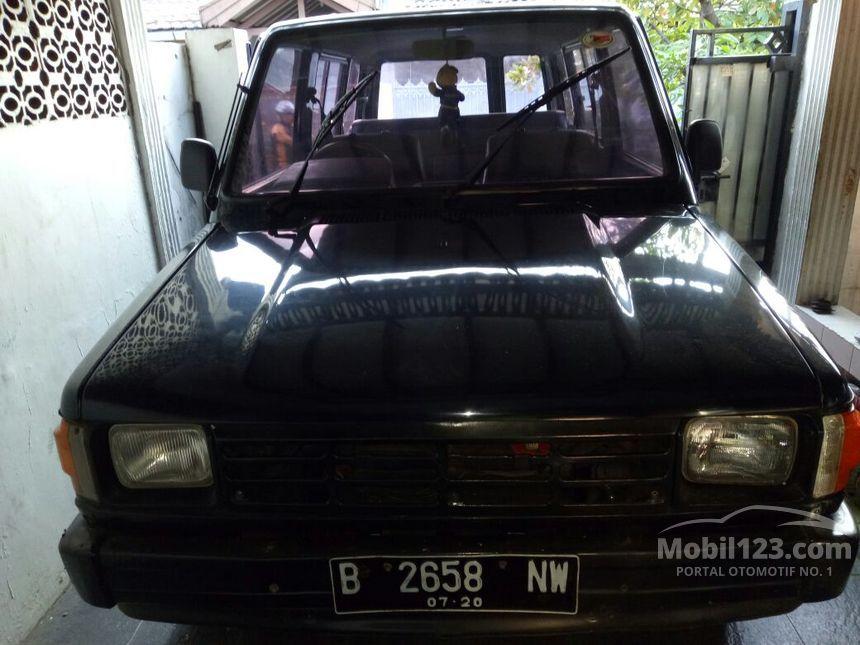 1995 Toyota Kijang MPV Minivans