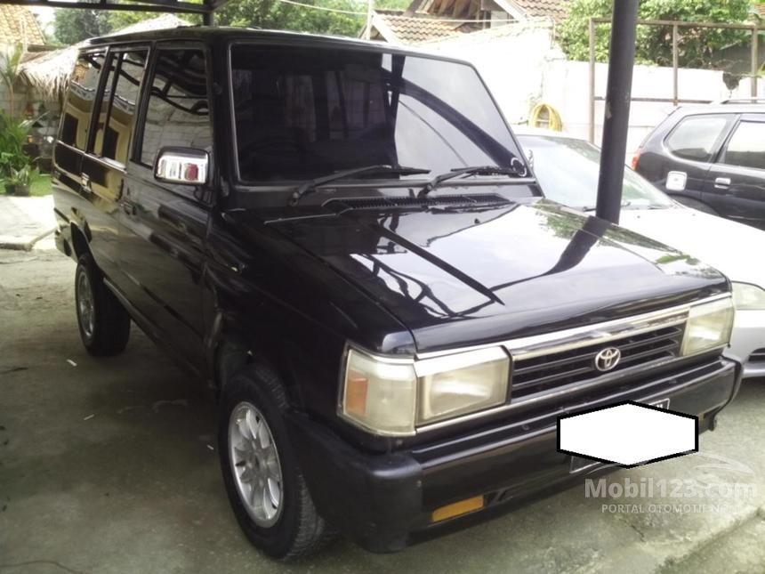 Toyota Kijang 1990 1.8 di Jawa Barat Manual MPV Minivans ...