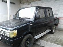 Toyota Kijang 1988, Dobel Kabin