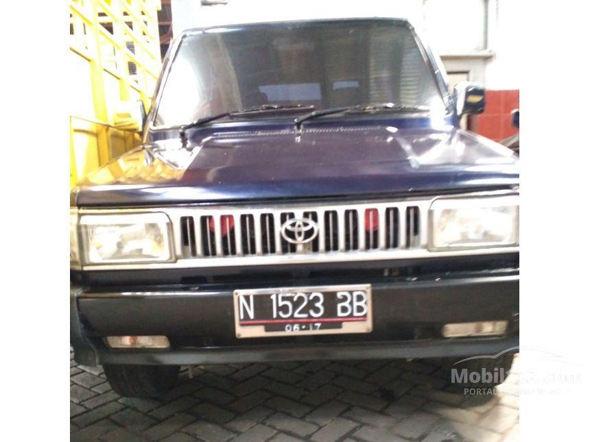 Toyota Kijang 1994 1.5 di Jawa Timur Manual Pick Up Biru ...