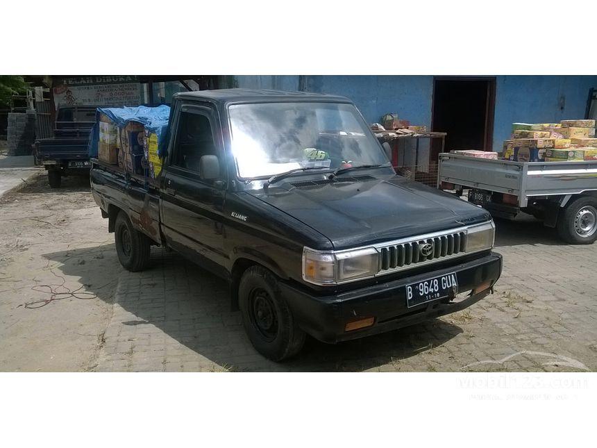 Jual Mobil Toyota Kijang Pick Up 1996 1 8 Di Jawa Barat Manual Pick Up Hitam Rp 34 000 000 3833869 Mobil123 Com