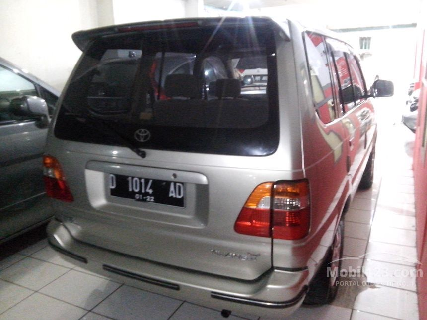 2004 Toyota Kijang SGX MPV