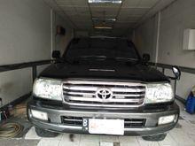 2007 Toyota Land Cruiser 4.2 4.2 Automatic SUV Offroad 4WD