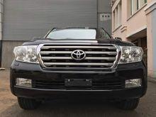2009 Toyota Land Cruiser 4.5 Diesel SAHARA BLACK