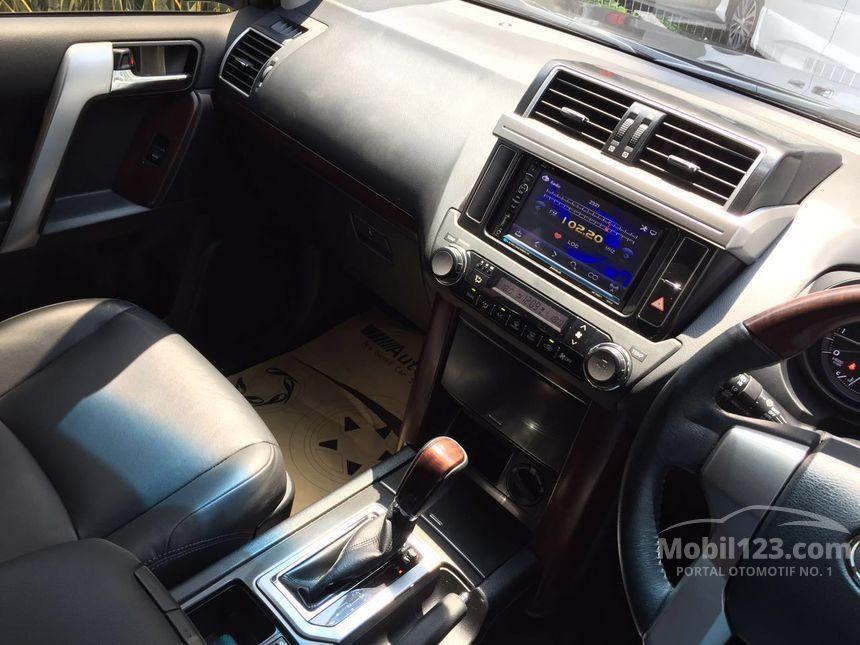 2014 Toyota Land Cruiser Standard Spec E SUV