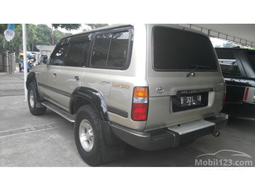 1996 Toyota Land Cruiser SUV Offroad 4WD