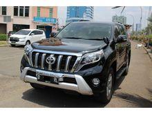 2015 Toyota Prado 2.7L TXL HITAM KM rendah kondisi spt baru