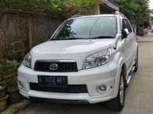 Toyota Rush S M/T Thn. 2012 Putih Low KM