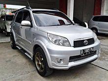 Toyota Rush 1.5 S 2010 AT silver, Service record , good condition , HARGA NEGO , TDP hanya 15 JT SAJA