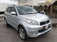 2012 Toyota Rush 1.5  SUV Offroad 4WD