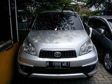 2013 Toyota Rush  TRD Sportivo
