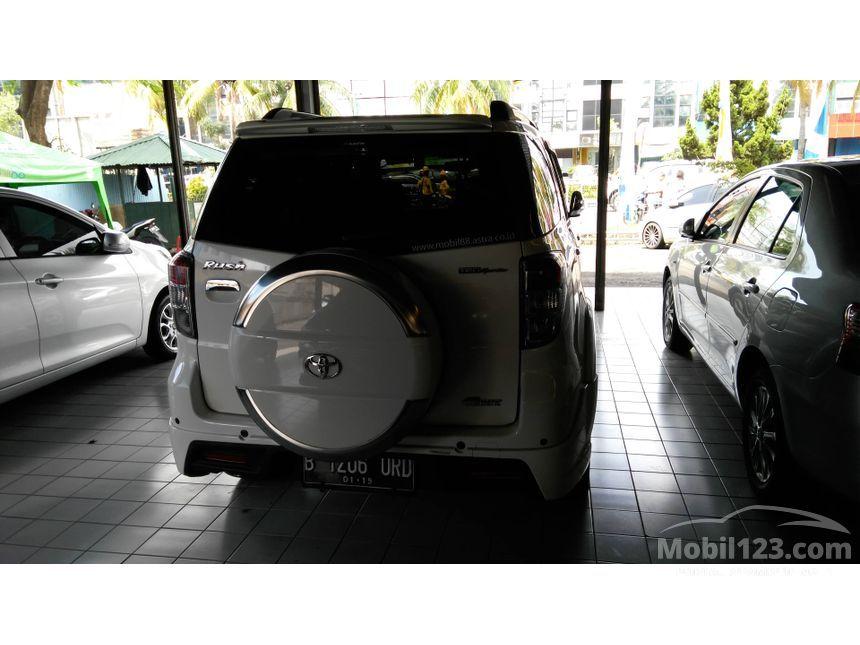 2013 Toyota Rush TRD Sportivo SUV