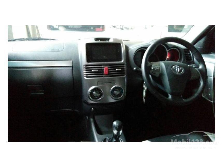Manual Toyota Rush 2016
