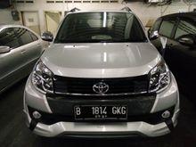 Toyota Rush TRD Sportivo 2015 MATIC seperti baru KM 5ribu