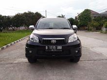 2014 Toyota Rush 1.5 TRD S kilometer rendah, record resmi