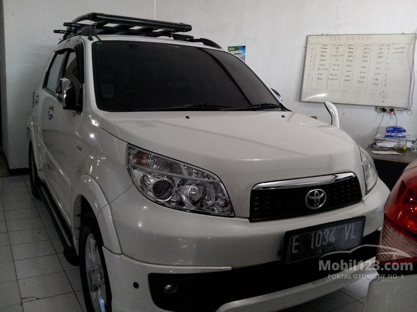 Jual Mobil Toyota Rush 2014 TRD Sportivo 15 Di Jawa Barat