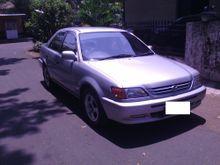 2000 Toyota Soluna 1.5 GLi Sedan