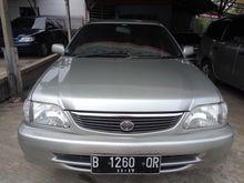 2002 Toyota Soluna 1.5  Sedan