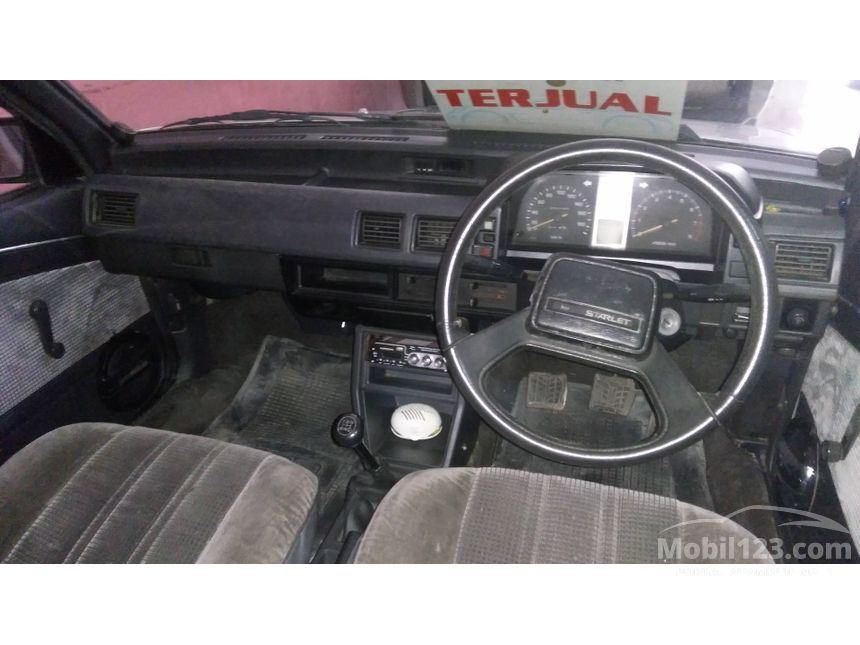 1988 Toyota Starlet Compact Car City Car