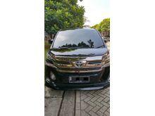 2015 Toyota Vellfire 2.5 G ATPM