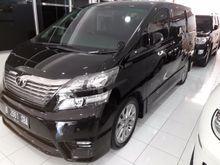 2011 Toyota Vellfire 2.4 MPV Minivans