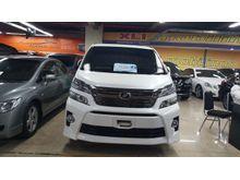 2013 Toyota Vellfire 2.4 MPV Minivans