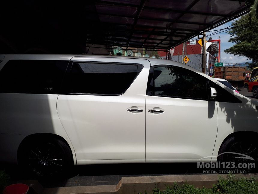 Jual Mobil Toyota Vellfire 2012 V 24 Di Jawa Barat