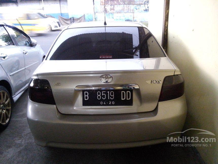 2005 Toyota Vios G Sedan
