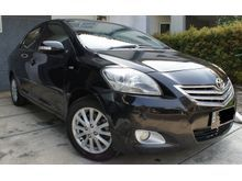 Toyota Vios 1.5 G AT thn 2012 Hitam