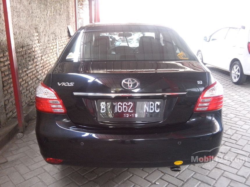 2010 Toyota Vios G Sedan