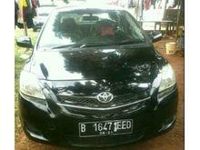 2009 Toyota Vios 1.5 G Sedan
