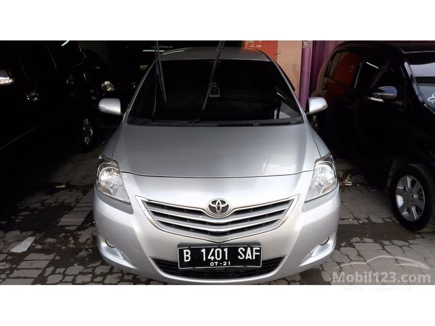 jual mobil toyota vios 2011 g 1 5 di banten manual sedan silver rp 3810637. Black Bedroom Furniture Sets. Home Design Ideas