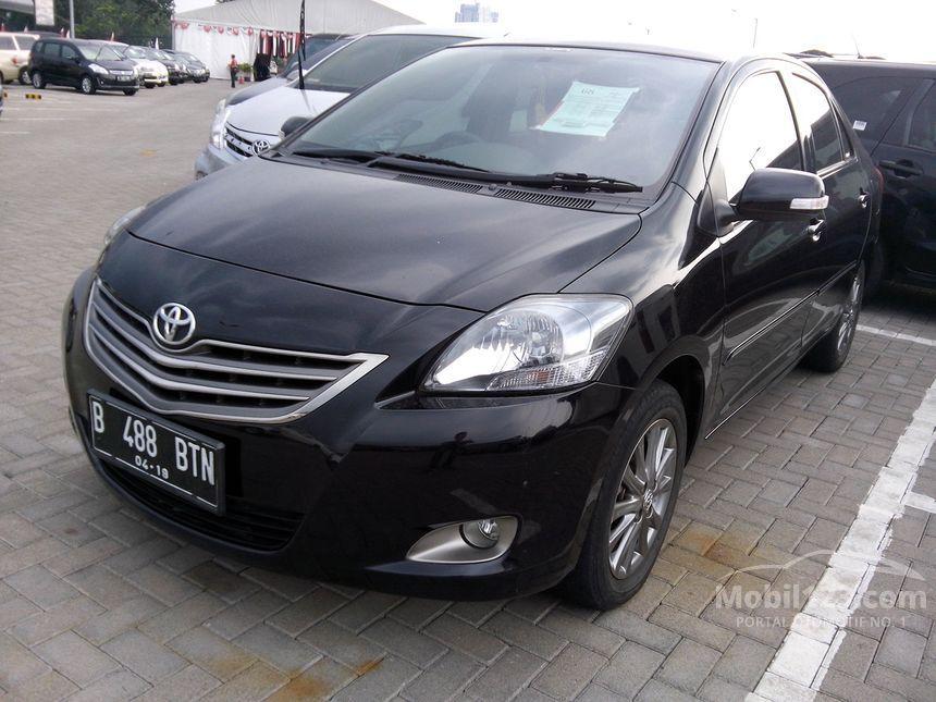 2013 Toyota Vios G Sedan