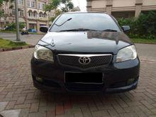 Toyota Vios G MT 2006 Hitam, DP Ringan Siap Pakai