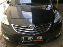 2007 Toyota Vios 1.5  Sedan