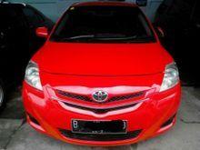 2011 Toyota Vios NEW LIMO MERAH FERRARI MANUAL DP 3JT FREE VELG RACING POWER WINDOW