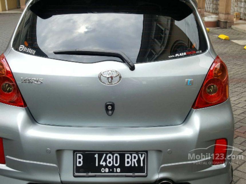 Jual Mobil Toyota Yaris 2013 1 5 Di Dki Jakarta Automatic