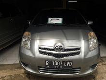2008 Toyota Yaris 1.5  Tdp 7 jutaaaa unit istimewa siap pakai