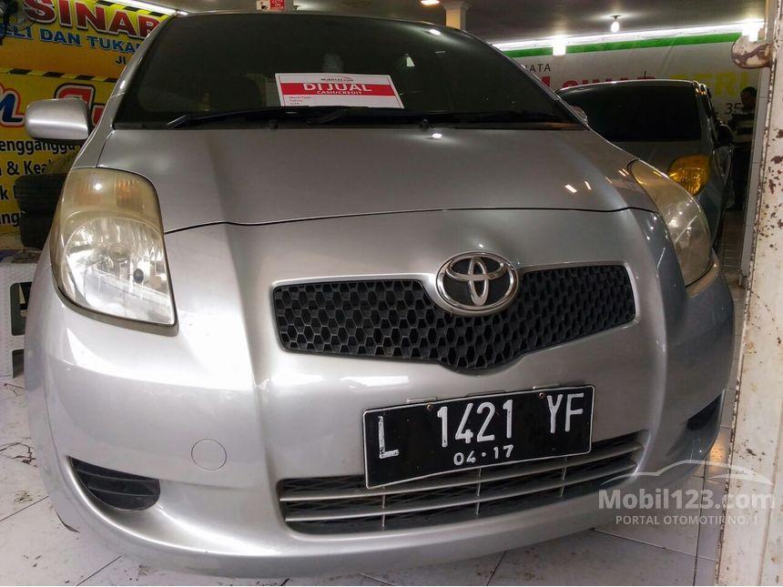 Jual Mobil Toyota Yaris 2007 E 1.5 di Jawa Timur Automatic ...
