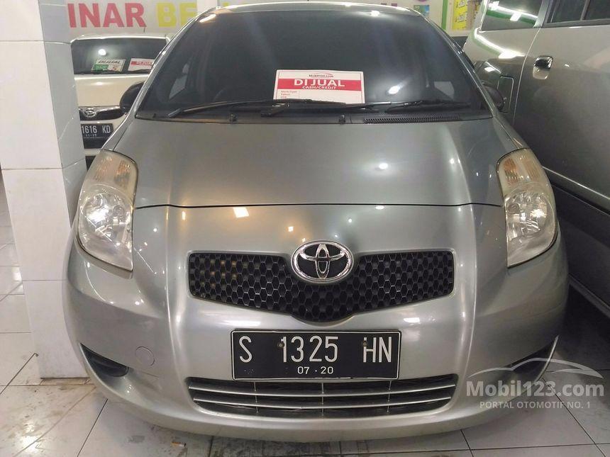 Toyota Yaris 2007 E 1.5 di Jawa Timur Manual Hatchback ...