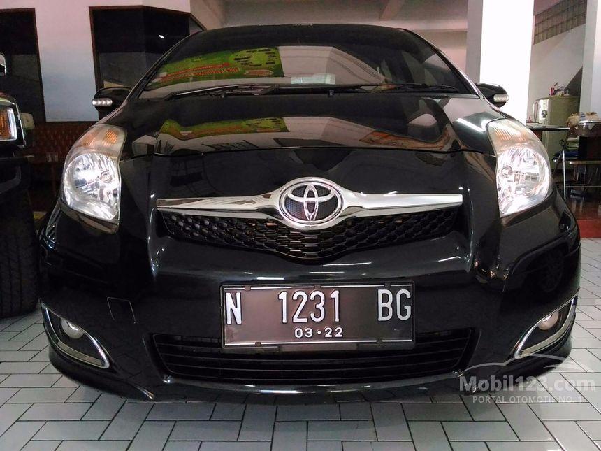 Toyota Yaris 2012 E 1.5 di Jawa Timur Automatic Hatchback ...