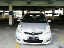 2011 Toyota Yaris 1.5 E Hatchback