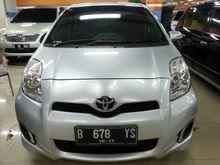 2012 Toyota Yaris 1.5 E Hatchback