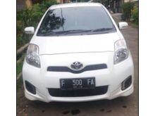 2013 Toyota Yaris 1.5 E