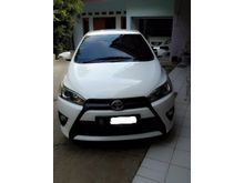 2014 Toyota Yaris 1.5 G Hatchback