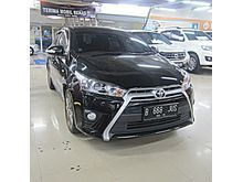 All New Model Yaris G 1.5 AT 2014, Harga Promo