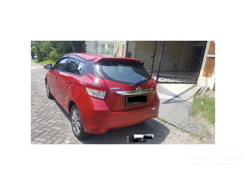 Toyota Yaris 2016 G 1.5 di Jawa Timur Automatic Hatchback ...