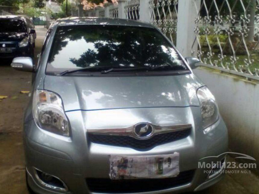 Jual Mobil Toyota Yaris 2010 1.5 di Bali Manual Silver Rp ...