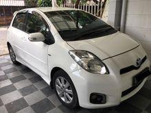 2013 Toyota Yaris 1.5 S Limited SANGAT TERAWAT