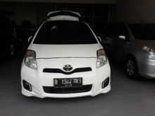 Over Kredit Toyota YARIS 2012 Type S LIMITED Automatic (Pajak Panjang)
